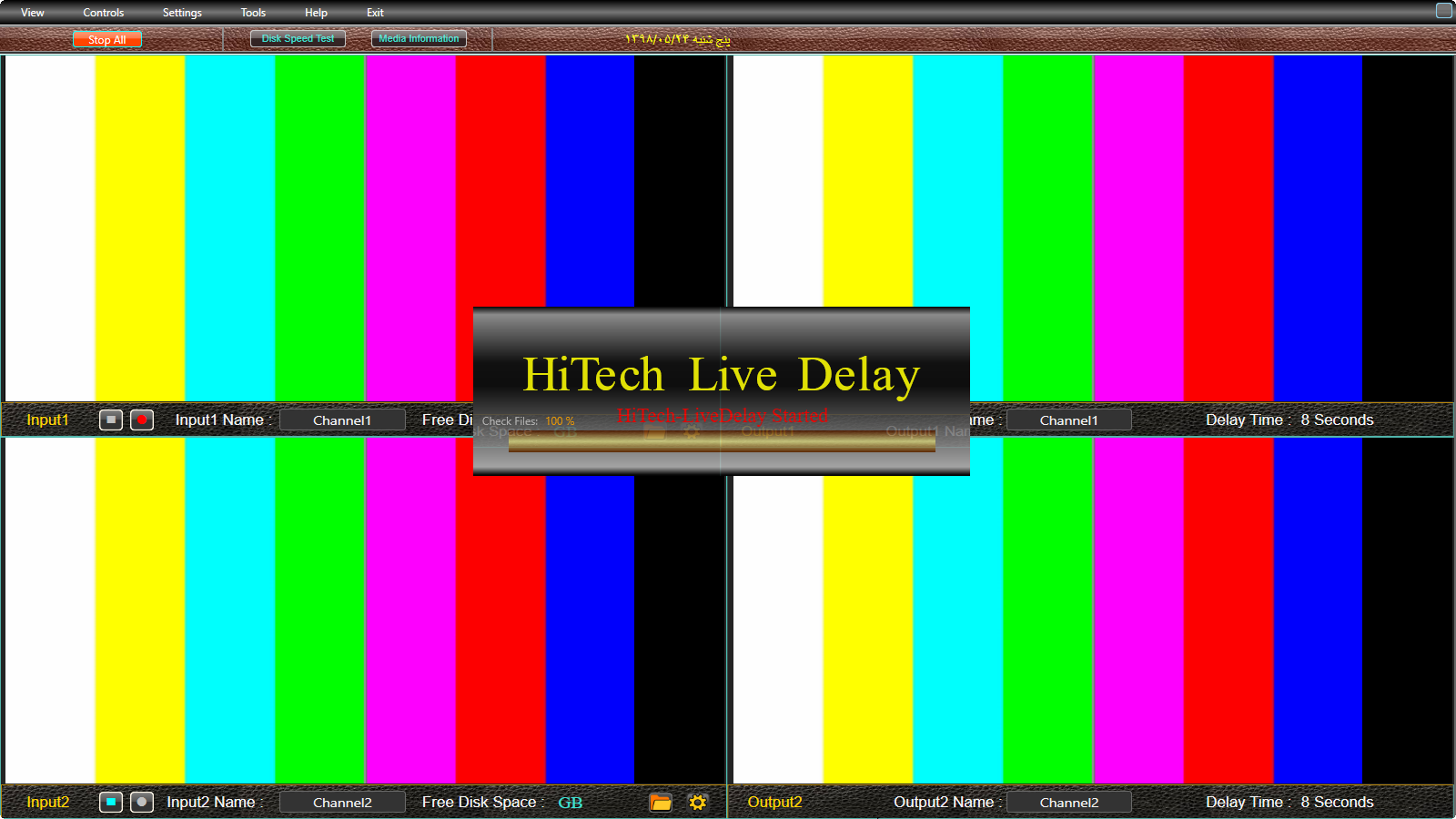 HiTech-LiveDelay